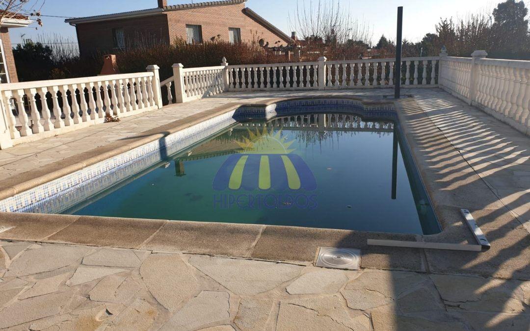 Cobertores de invierno, mantenimiento para su piscina