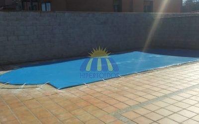 Fabricamos el cobertor ideal para su piscina, sean cual sean sus medidas