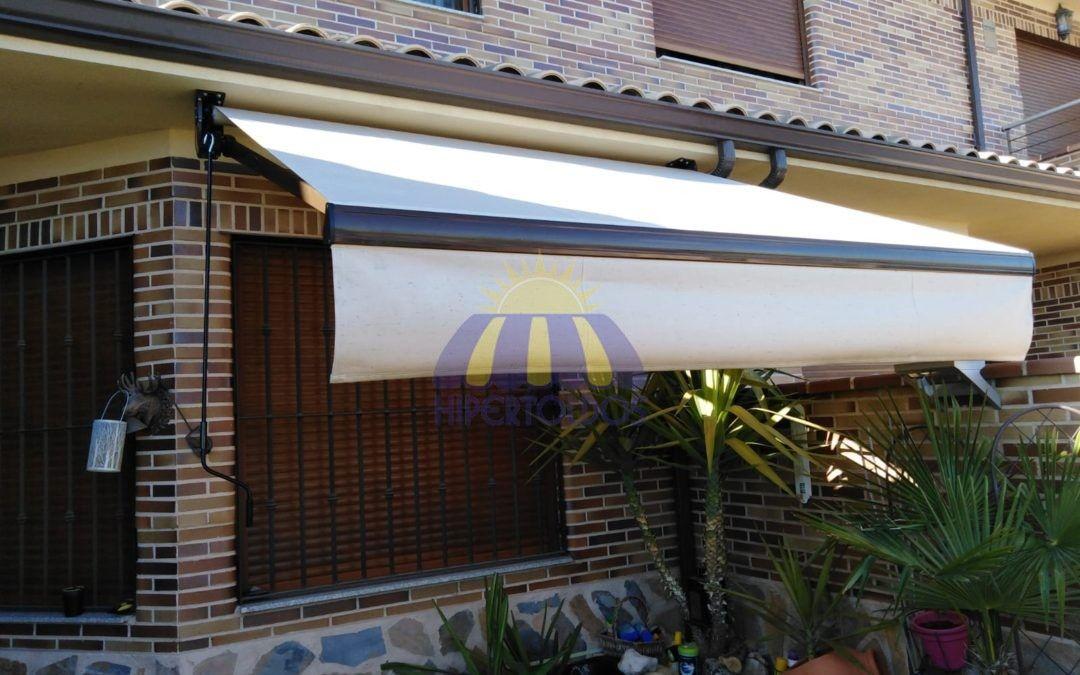 Instalación y mas clientes satisfechos de los servicios Hipertoldos en Torrejón de la calzada