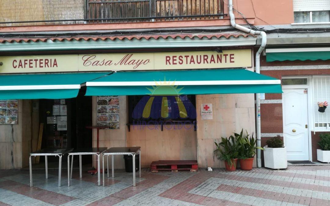 Restaurantes y bares de Madrid como Casa Mayo confían en – Hipertoldos 2019