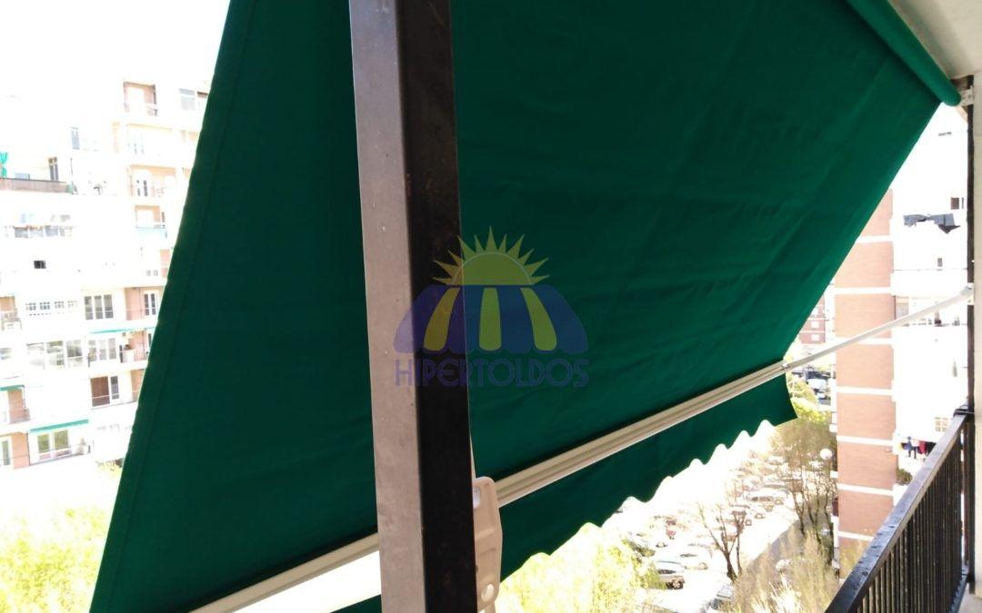 Recambios de lonas y renovación de toldos para el Verano – 2019