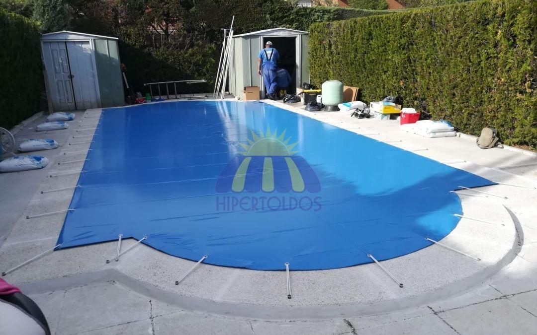 Cobertores de piscina Rivas Vaciamadrid