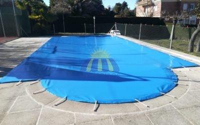 Cobertores de piscina alto gramaje